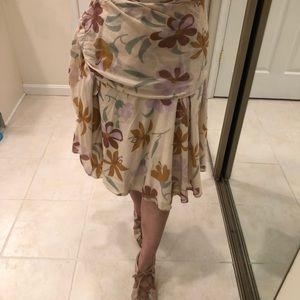 Max Mara Weekend wrap skirt